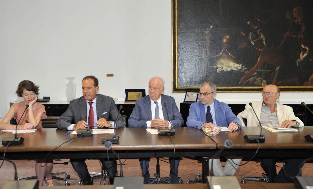 I presidenti delle 4 fondazioni (2)