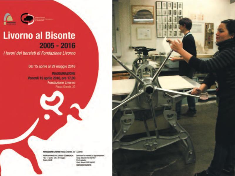 Fondazione Livorno al Bisonte – 2005/2016