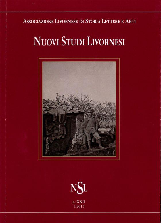 nuovi studi livornesi 1-2015