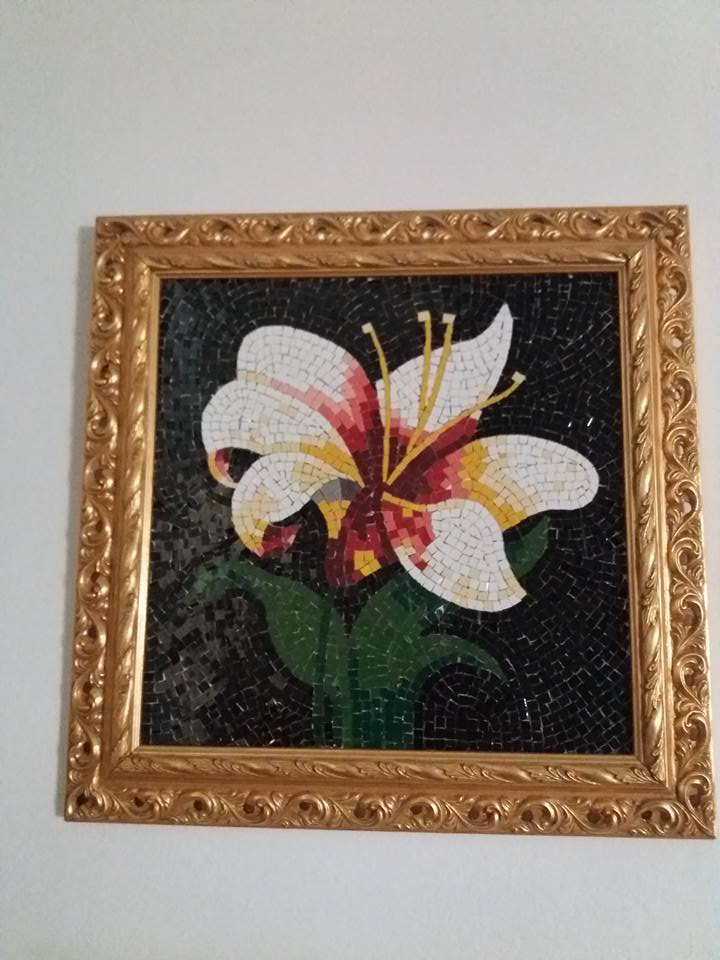 Gli artigiani di Artigianato a Effetto - Roberto Pratali mosaici