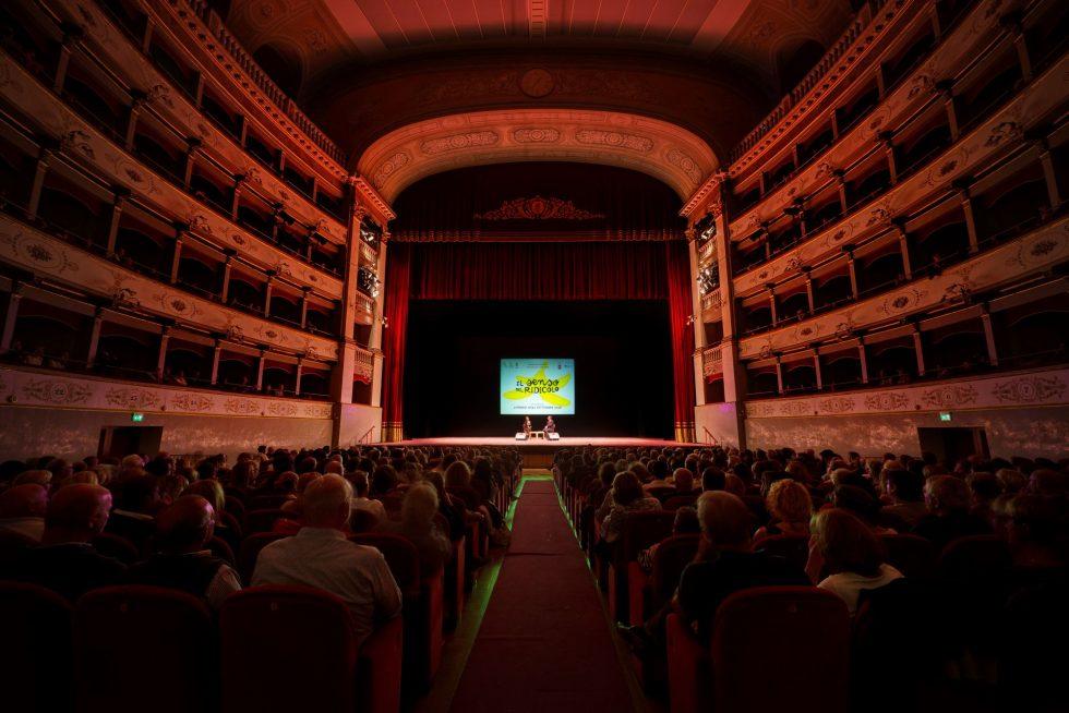 Il programma del Senso del Ridicolo - edizione 2018 - Teatro Goldoni
