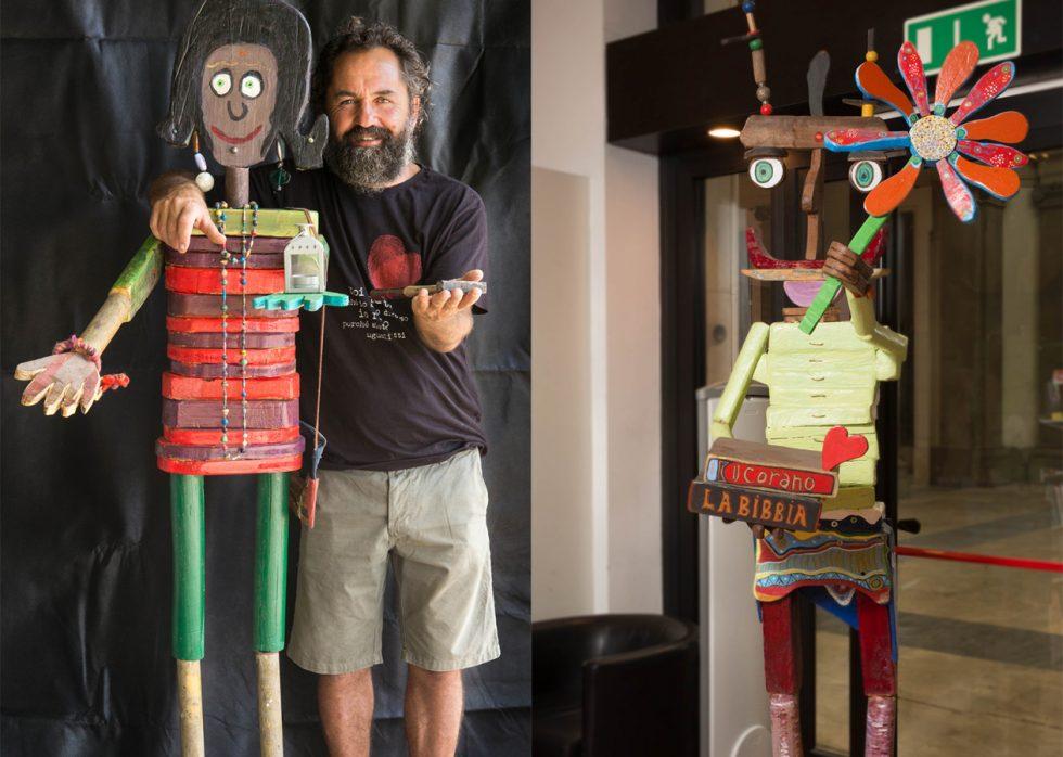 Gli artigiani di Artigianato a Effetto - Altrove Art