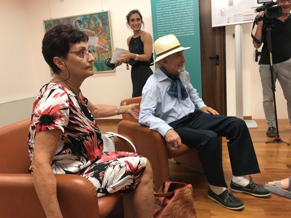 Un pomeriggio con Schinasi in Fondazione