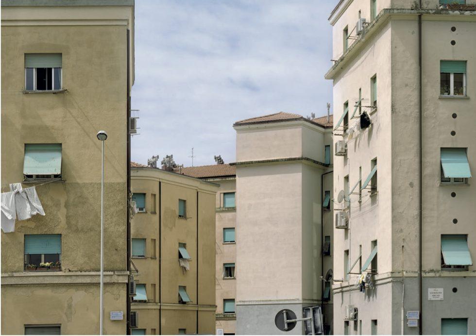 """Via Giordano Bruno - """"Luci di Livorno"""" - George Tatg"""