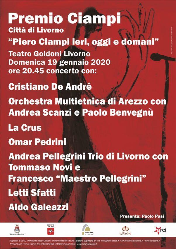 Manifesto Premio Ciampi 2020