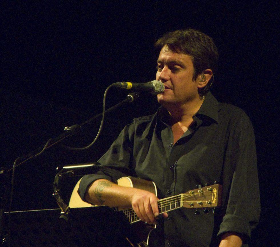 Cristiano De André, vincitore premio giuria Premio Ciampi 2020